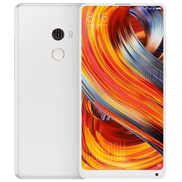 smartylife-Xiaomi Mi MIX 2 4G Phablet Full Ceramic Unibody