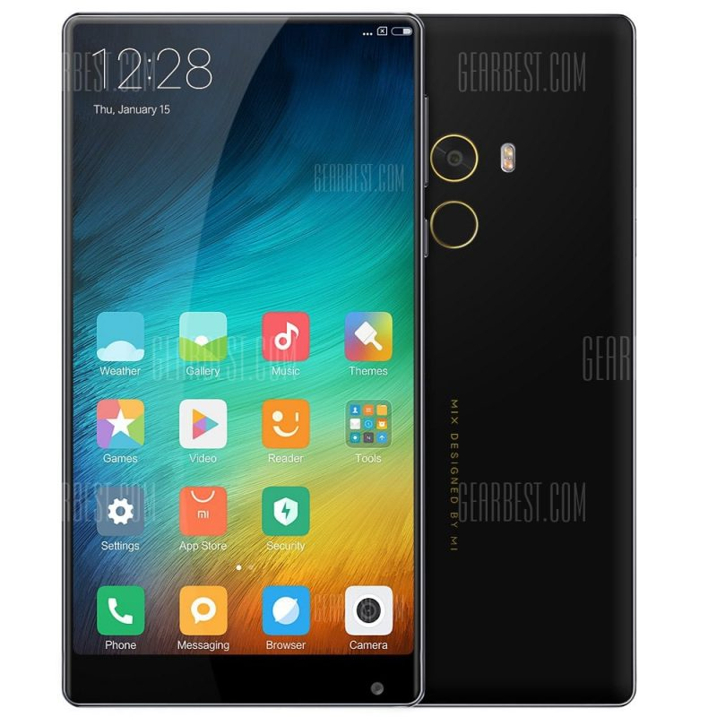 smartylife-Xiaomi Mi MIX 4G Phablet International Version