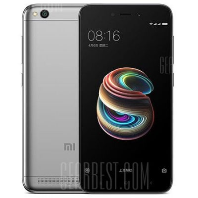 smartylife-Xiaomi Redmi 5A 4G Smartphone Global Version