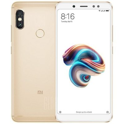 smartylife-Xiaomi Redmi Note 5 4G Phablet Global Version