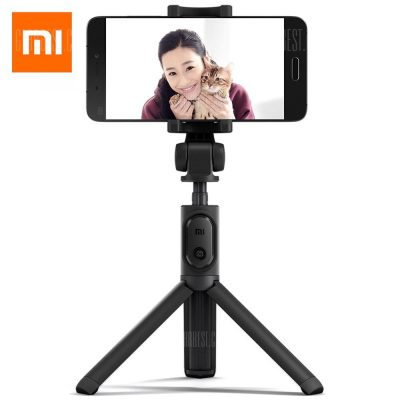 smartylife-Original Xiaomi Selfie Stick Bluetooth Remote Shutter Tripod Holder