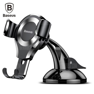 smartylife-Baseus SUYL - XP Adjustable Suction Gravity Car Bracket