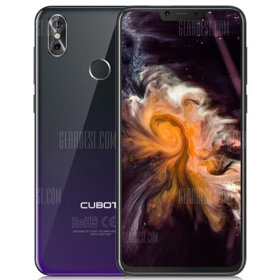 smartylife-CUBOT P20 4G Phablet