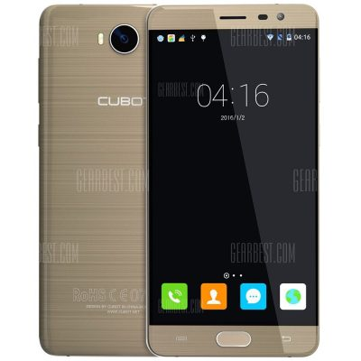 smartylife-Cubot CHEETAH 2 4G Phablet