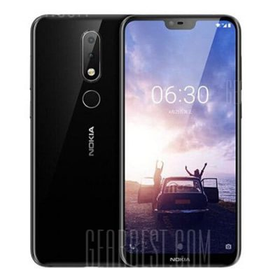 smartylife-NOKIA X6 Smartphone International Version