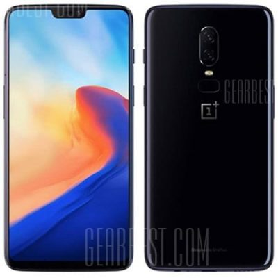 smartylife-OnePlus 6 6.28 inch 4G Phablet Global Edition