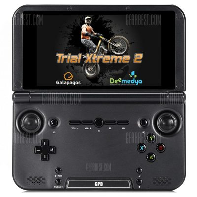 smartylife-Refurbished 5 inch Gpd XD Game Tablet PC