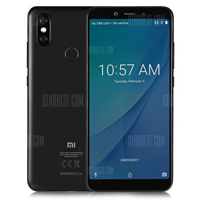 smartylife-Xiaomi Mi A2 5.99 inch 4G Phablet Global Edition