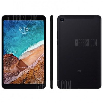 smartylife-Xiaomi Mi Pad 4 Tablet PC 4GB + 64GB