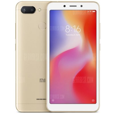 smartylife-Xiaomi Redmi 6 4G Smartphone Global Edition