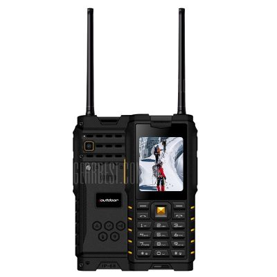 smartylife-Ioutdoor T2 Quad Band Unlocked Phone